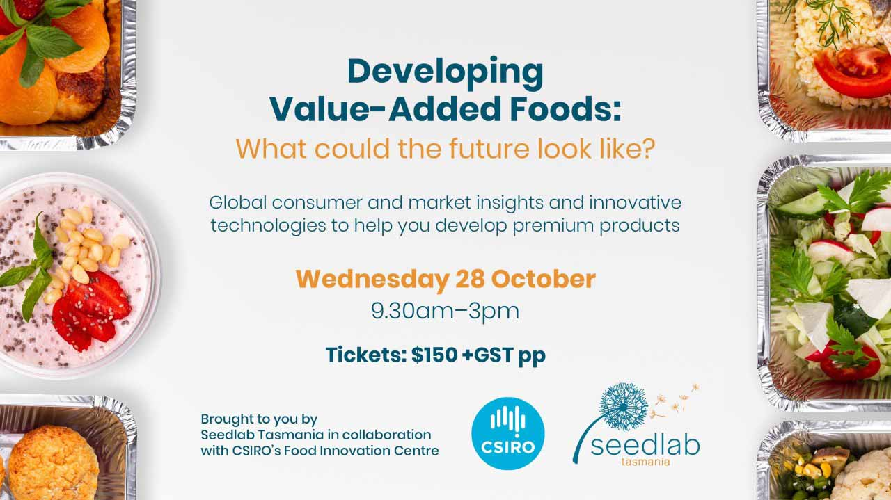 Developing Value -Added foods
