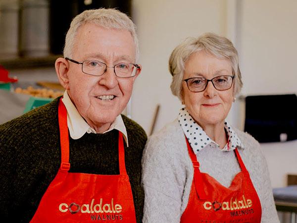 Coaldale Walnuts