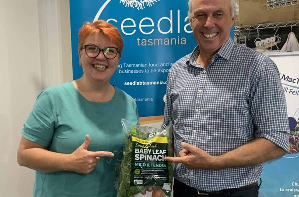 """One of the most valuable parts of Seedlab is """"Live in Conversation"""" where a Global Guru/Local Legend (as we call them) comes to Seedlab HQ and has a cuppa and chat with me, with our Seedlabbers zooming in and asking questions."""