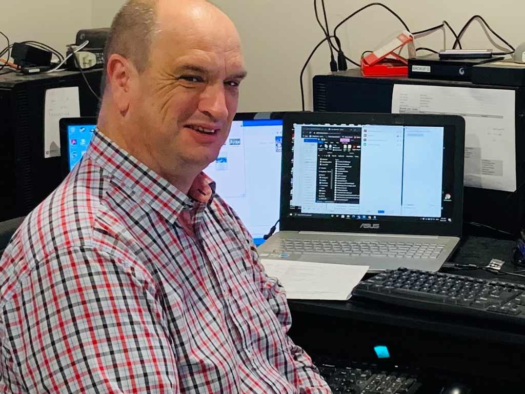Darren West Seedlab Team Technology