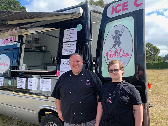 Devils Own Ice Creamery