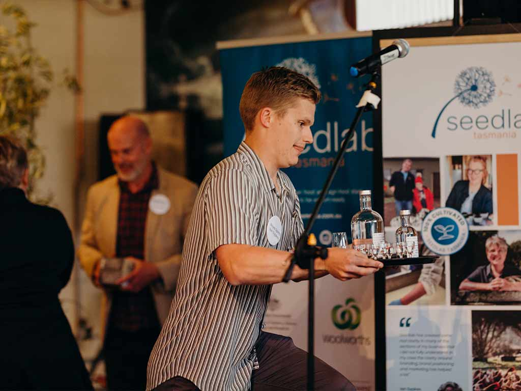 Seedlab Tasmania Accelerate Your Business Ian Sypkes at First Harvest